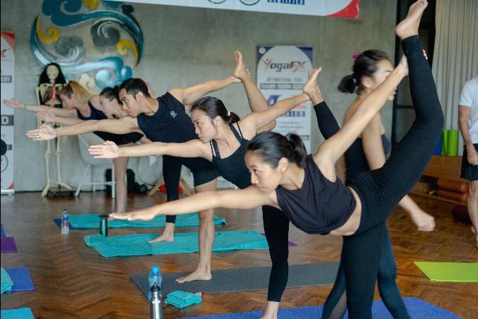 Bikram Yoga Bali