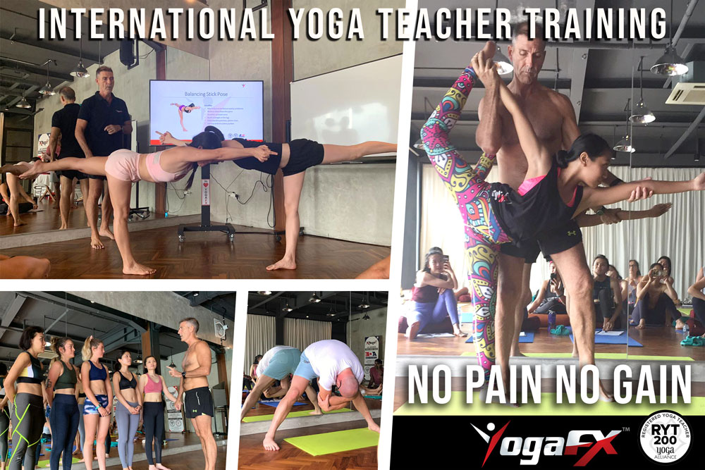 yogafx international event