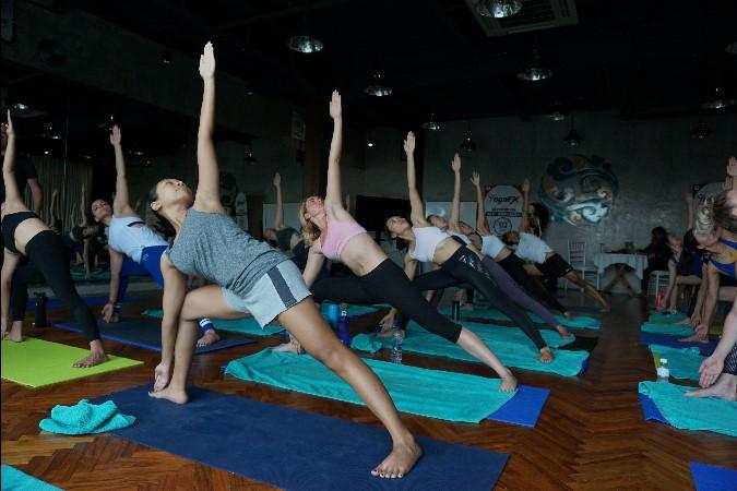 Bikram Yoga Studio Bali