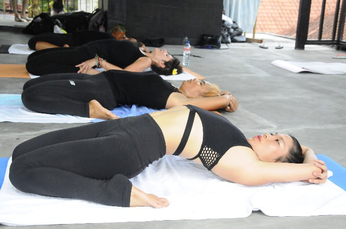 Hot Yoga Teacher Training Bali