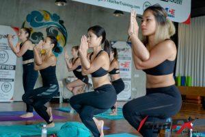 bikram yoga for beginners - YogaFX