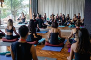 Book Yoga Teacher Training