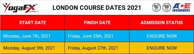 london course date
