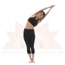 bikram yoga postures - YogaFX