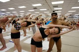 bikram yoga heat - yogaFX