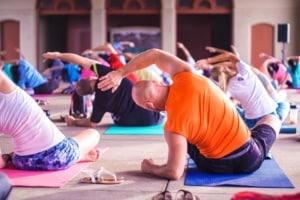 is bikram yoga hot yoga - YogaFX